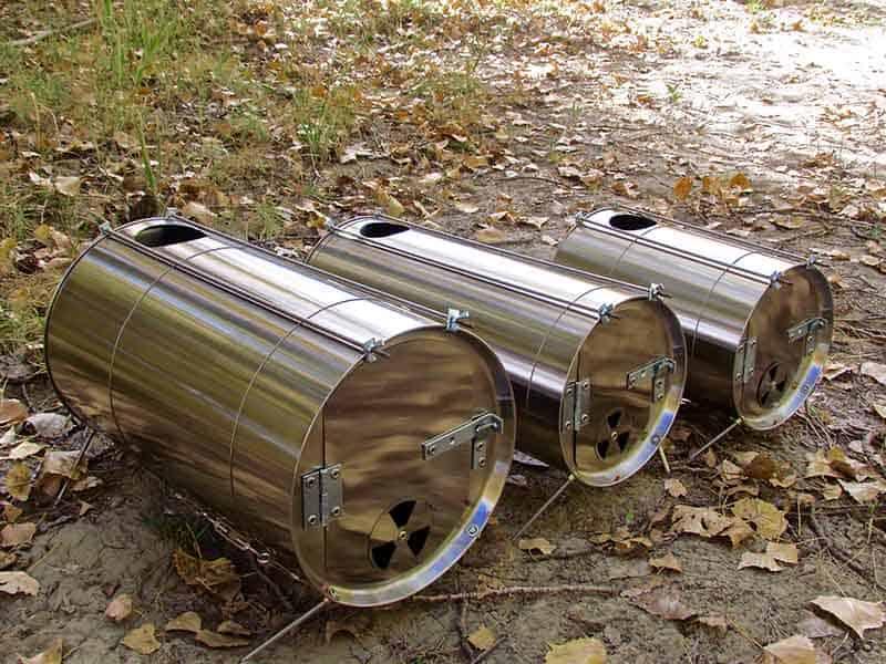Liteoutdoors Titanium Stove
