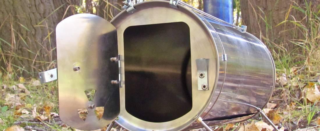 Liteoutdoors Lightweight Titanium Stoves
